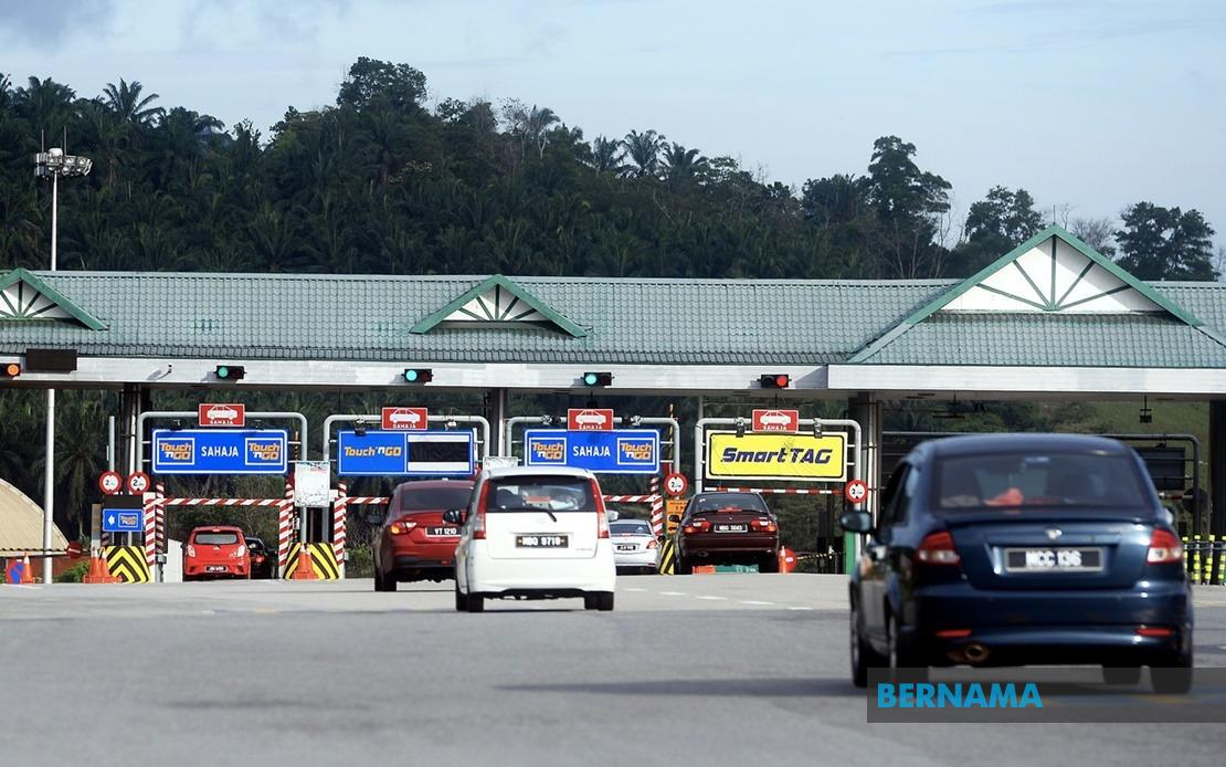Bernama Smooth Traffic On Last Day Of Interstate Travel